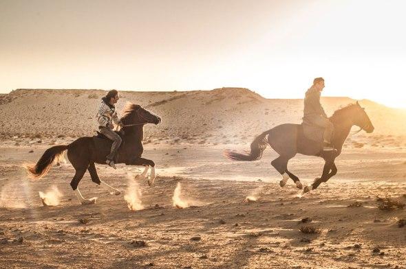Horse Riding Dakhla