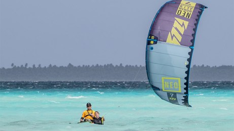 Lessons with Zephyr Kite Tours