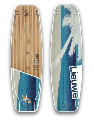 Lieuwe Boards, custom board design