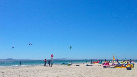 Langebaan - Main Beach