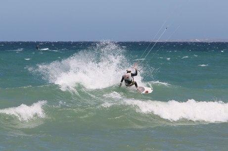 Small wave fun!