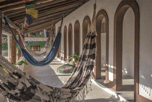 Convento Arcadia, Atins, Brazil