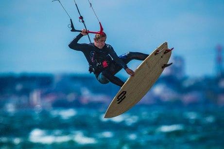 Hervé Bouré - HB SurfKite