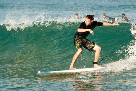 Porto Botte - Surfing