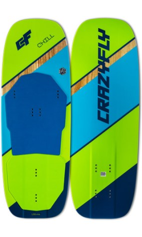 CrazyFly 2019 Up Foil review