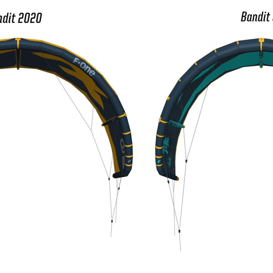 Bandit 2020 bridles