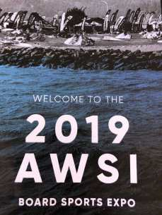 AWSI 2019 trade show Hood River