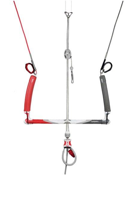 Slingshot Sentinel kitesurfing control bar