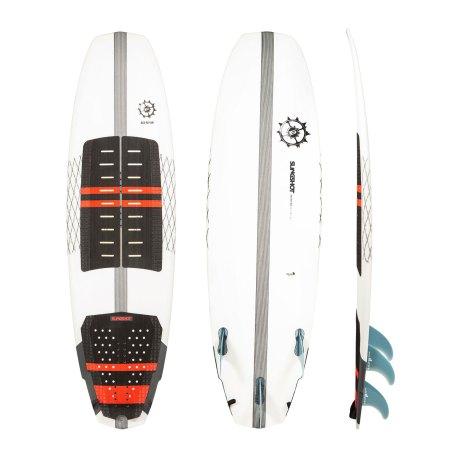 Slingshot SciFly kite surfboard 2021