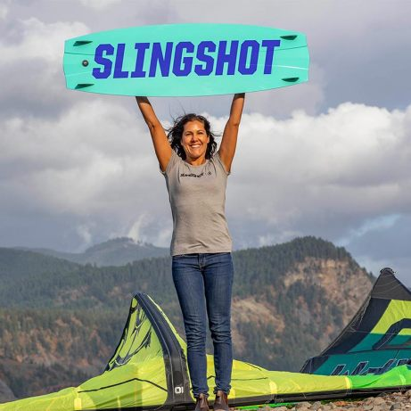 Sensi Graves joins Slingshot