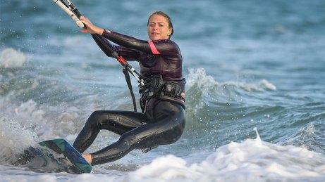 Hannah Whiteley - Kitesurfing Armada 2021
