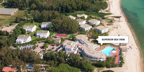 Hotel Flamingo  Pula Santa Mrgherita consiglia scuola