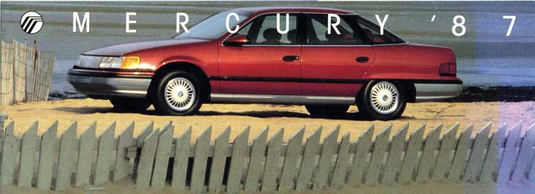 1986 Mercury Sable Starter Relay