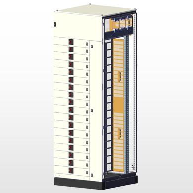 Armrio Eltrico para Automao Industrial CCM  KitFrame System