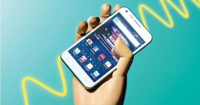 Радіовипромінювання від мобільного телефону