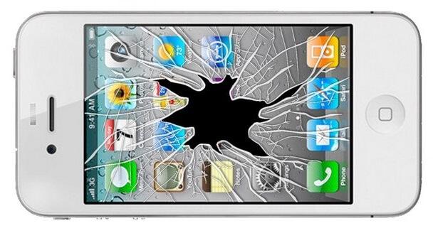 Розбилось скло на iphone, що тепер?