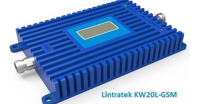 репітер Lintratek KW20L-GSM Огляд