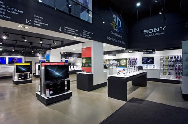 Sony shutting down two thirds of its US stores | KitGuru