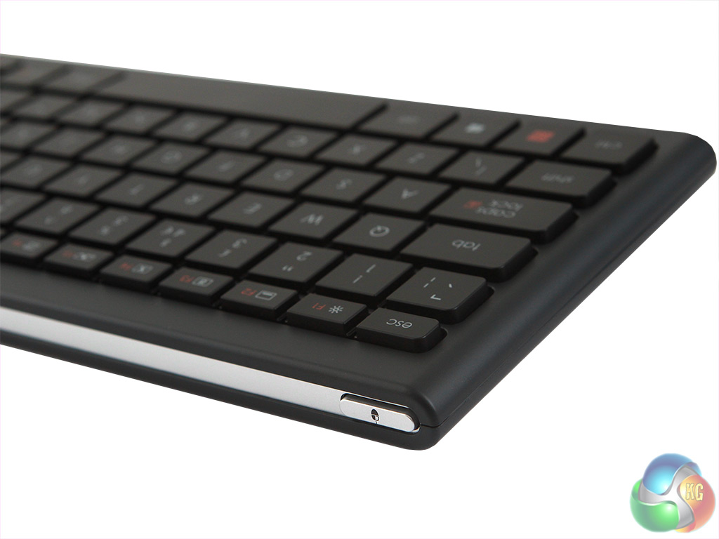 Logitech K830 Living Room Keyboard Review  KitGuru  Part 2