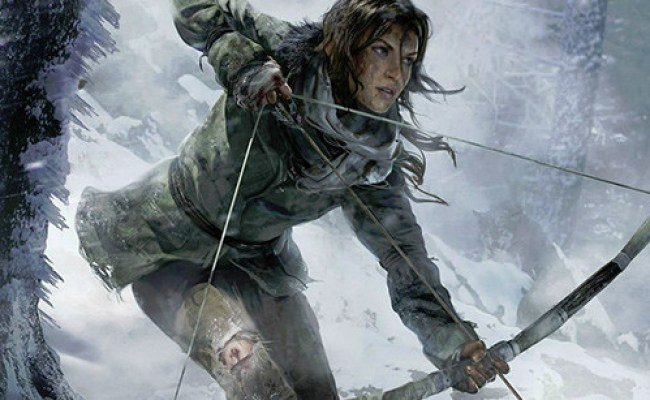 Rise Of The Tomb Raider Gets Release Windows For Pc And