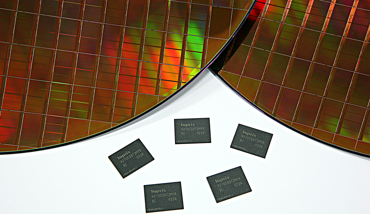 Nand Flash Memory Digital Ics Content From Electronic Design