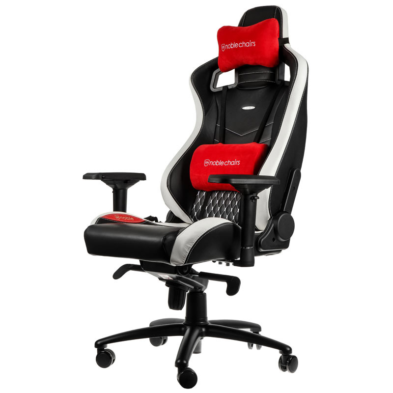 gaming chairs pc world remote control holder for chair pattern noble brings true leather to ocuk | kitguru