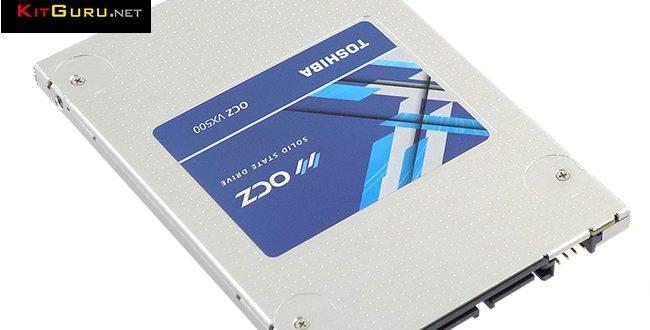 Toshiba OCZ VX500 512GB Review | KitGuru