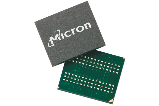 micronchips Micron has taken the lead in developing the GDDR6 memory graphics   AMD and Samsung still in the developmental stages