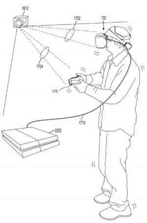 Sony patent hints at Vive style tracking for PSVR | KitGuru