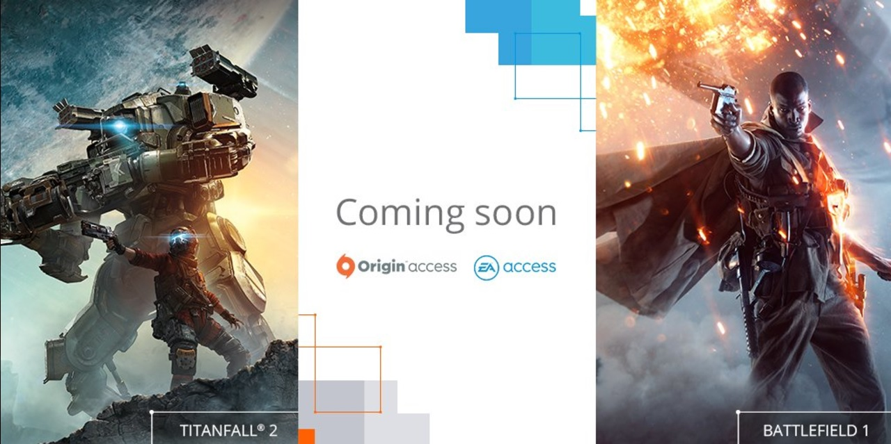 titanfall 2 and battlefield