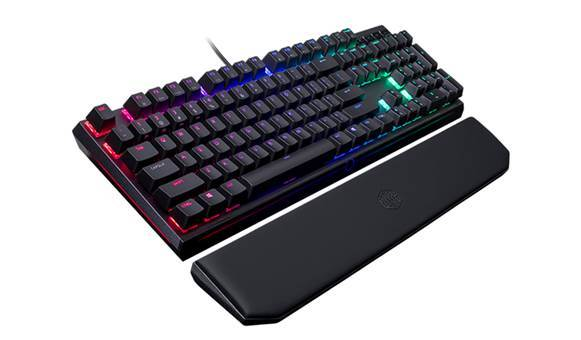 image001 1 Cooler Master MasterKeys MK750   Ever seen a keyboard with Cherry MX RGB switches?