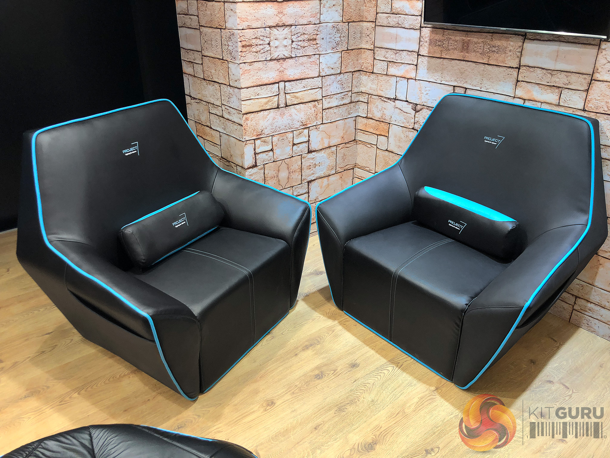 how much does a gaming chair weigh plastic deck chairs australia aerocool soft project 7 lounge furniture for gamers kitguru