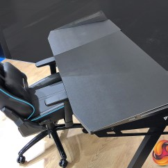 Gaming Chair And Desk How To Make A Timeout Thunderx3 39hex Rgb 39 Desks Showcased Kitguru