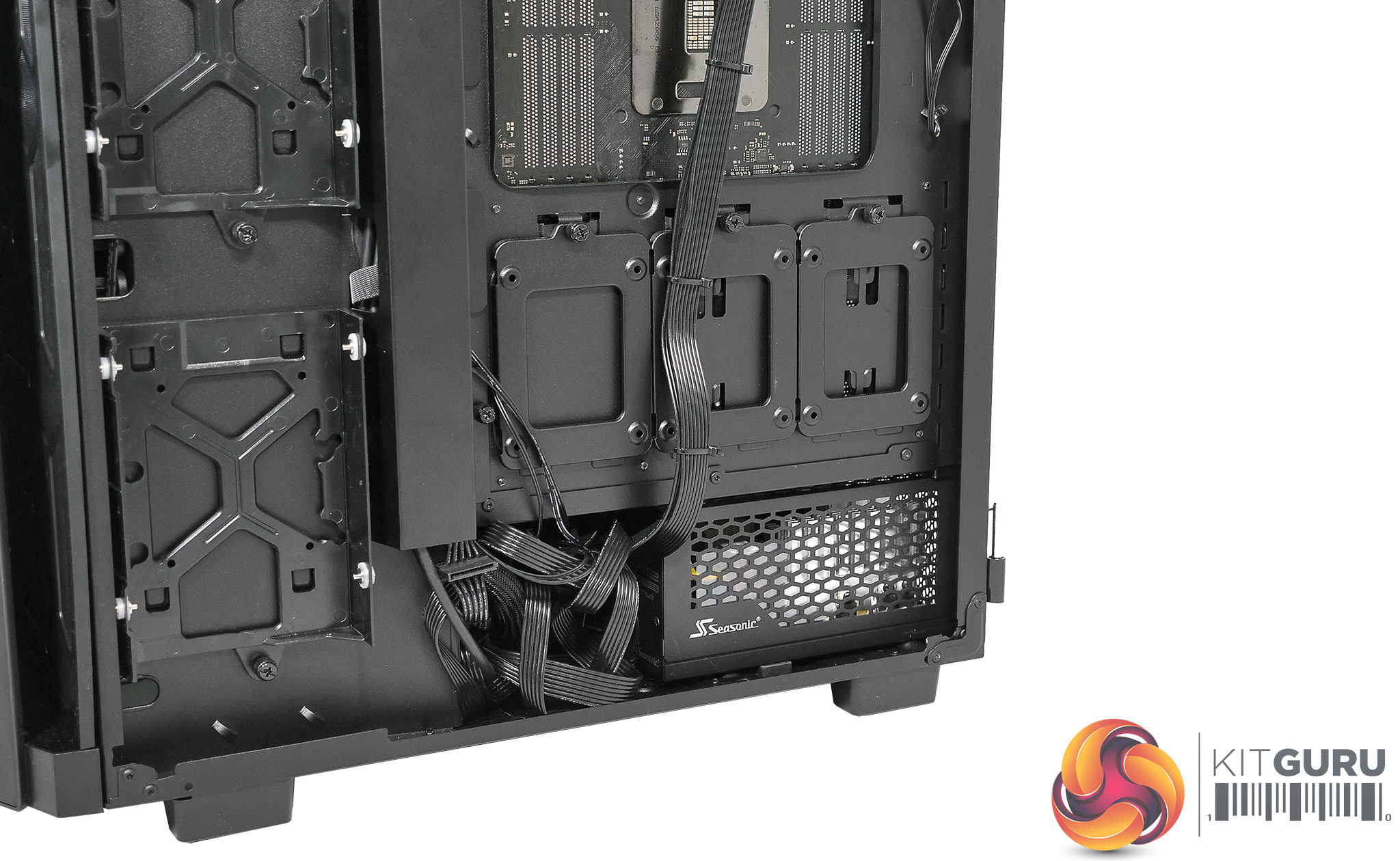 3 Channel Wiring Diagram Corsair Obsidian 500d Chassis Review Intended For Adults