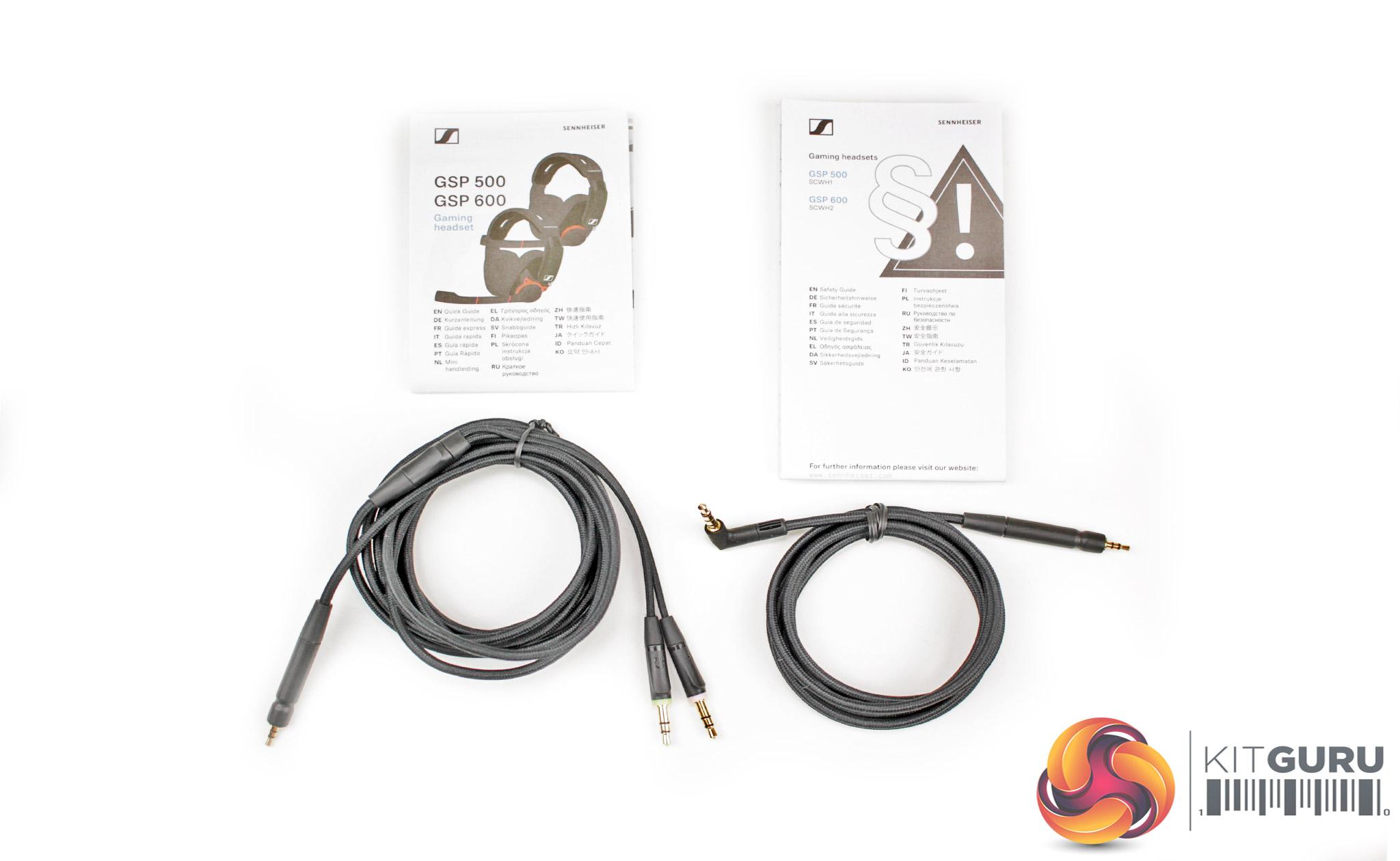 Sennheiser Gsp 600 Headset Review