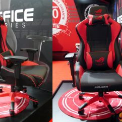 Ergonomic Chair Angle Folding Caps Akracing Release An Asus Republic Of Gamers | Kitguru