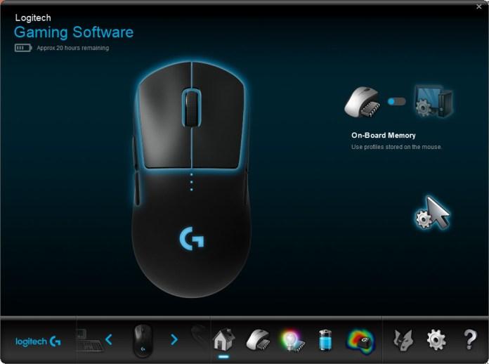 Logitech G Pro Wireless Mouse Review Kitguru Part 3