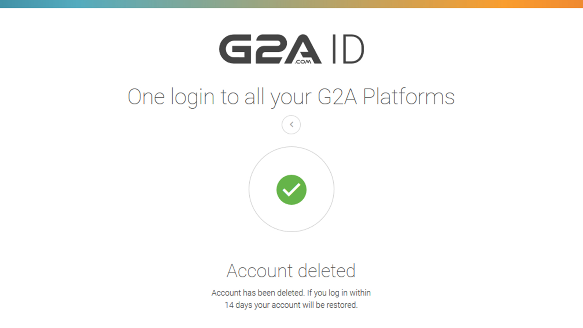 g2a has implemented a