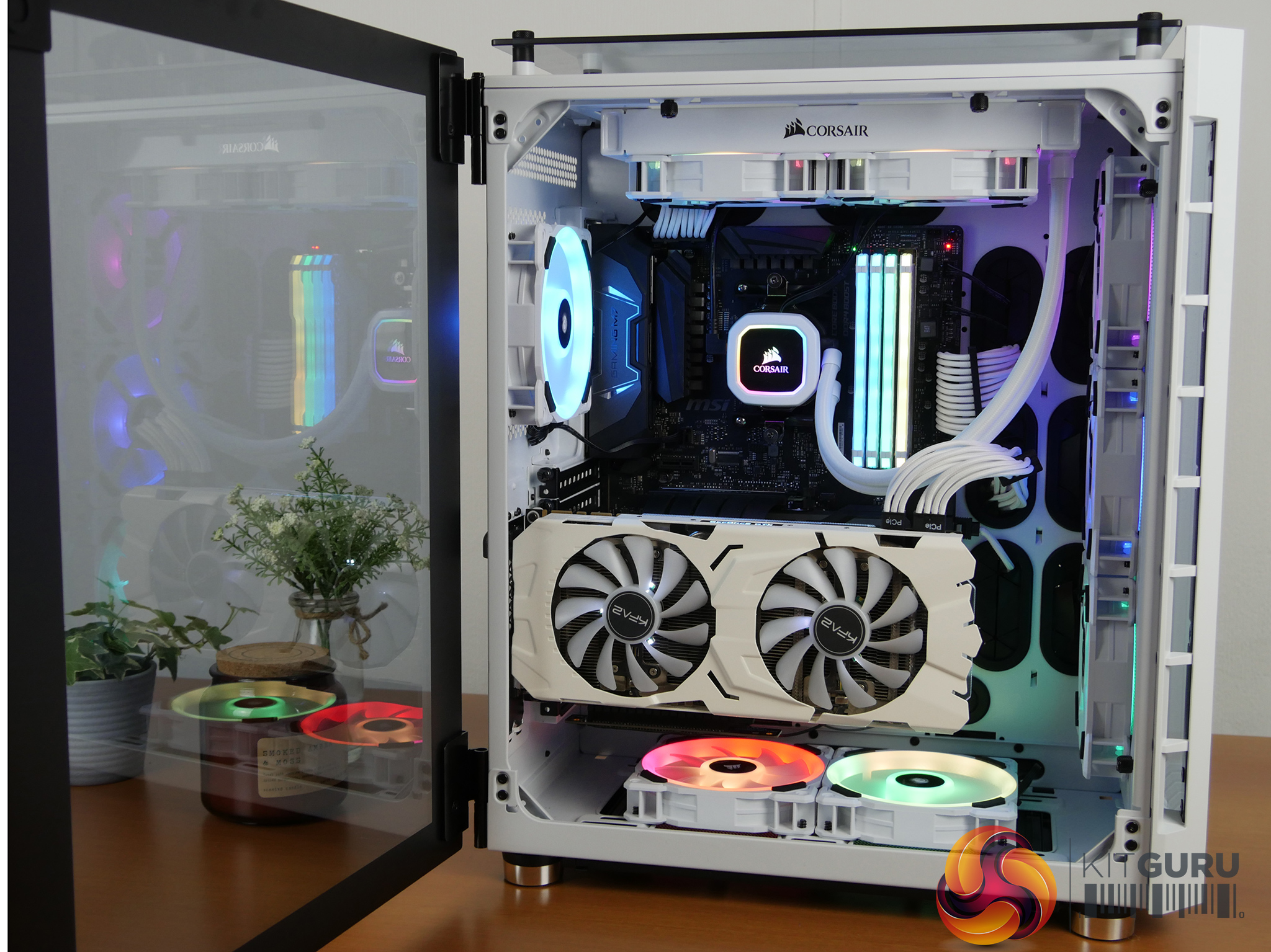 Corsair Crystal Series 680X RGB Case Review | KitGuru