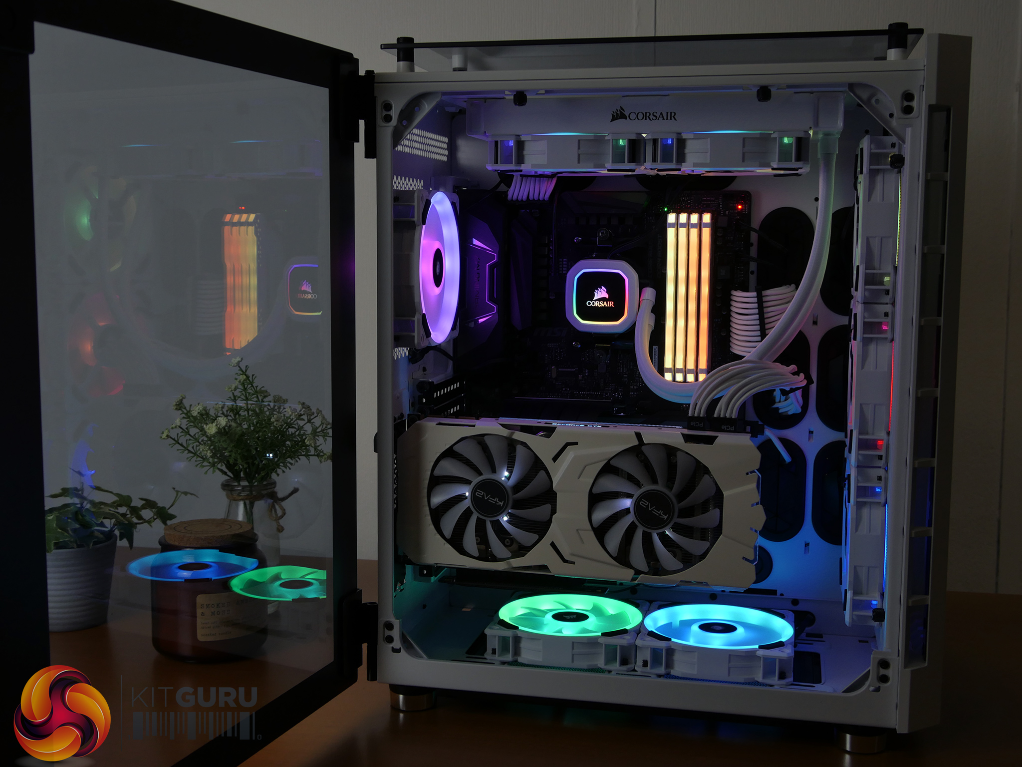 Corsair Crystal Series 680X RGB Case Review  KitGuru