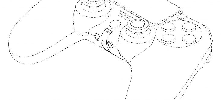 New patent gives us a first look at the PlayStation 5