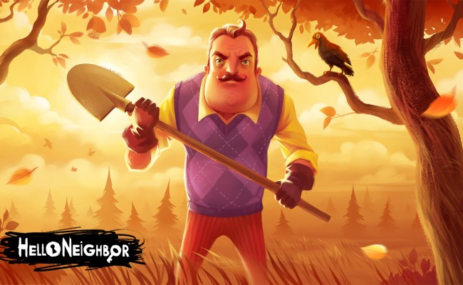 Hello Neighbor Is Free To Purchase On The Epic Games Store