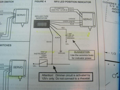 Wiring Diagram For Indicators