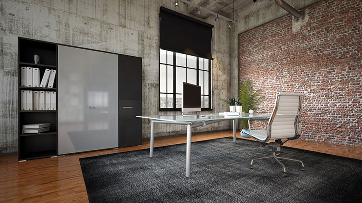 How to Get the Industrial Look in Your Home  Kitome