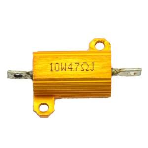 10W 4.7ohm Alluminio Alloy Shell Resistor
