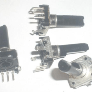 EC12 15MM Tact Encoder