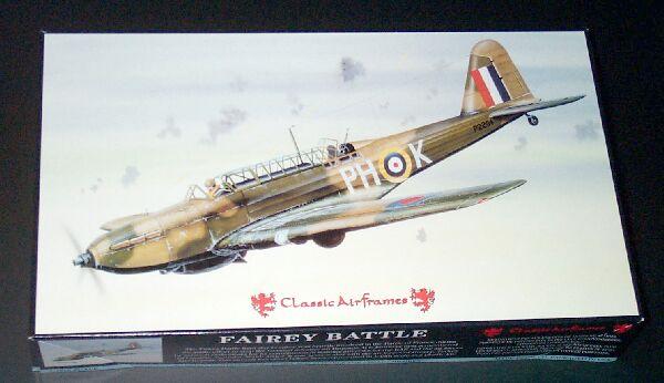 Fairey Battle Review by Brett Green Classic Airframes 148