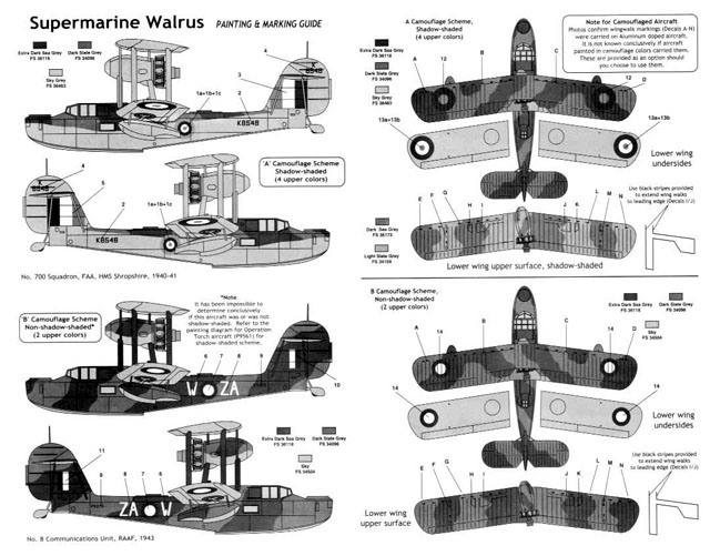 Supermarine Walrus Review by Lynn Ritger (Classic