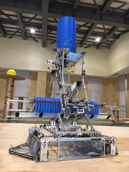 NHK学生ロボコン2017 ロボット