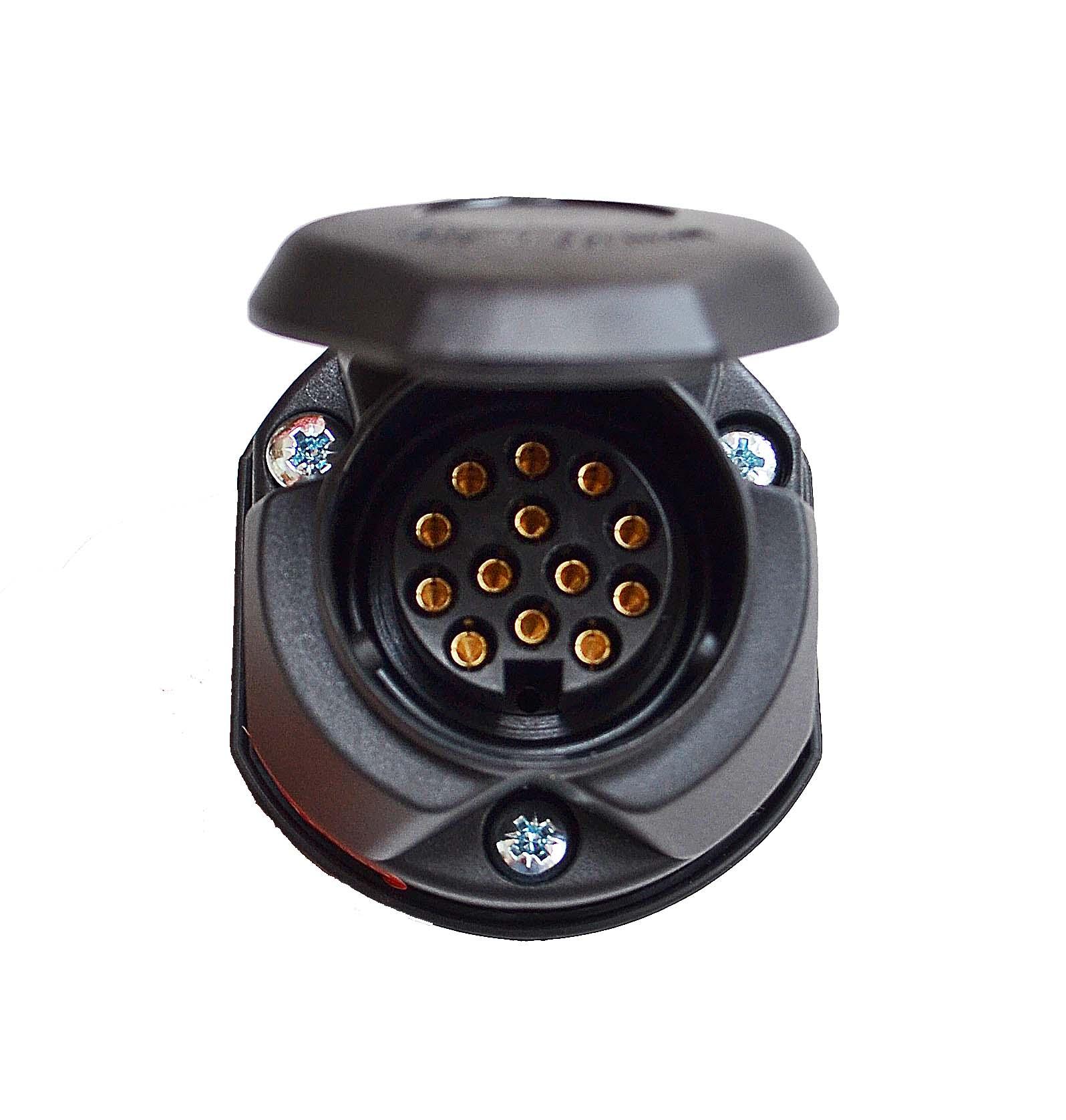 13 pin socket wiring diagram ez go txt battery towing electrics